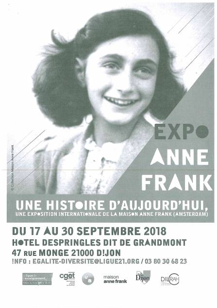 Expo Anne Frank